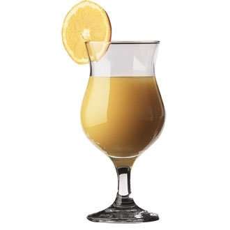 Capri Cocktail Verre 13 oz 375ml (24 Quantité par boîte).