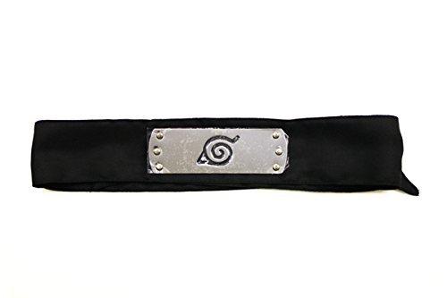 NARUTO-Naruto - ri Stirn Patch in den Bl?ttern (Emblem) versteckt cos cosplay Zubeh?r Werkzeug Ruleronline (Uk Cosplay Naruto)