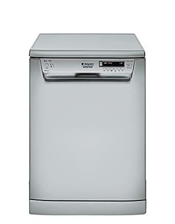 Hotpoint LDFA++ 12H14 X EU Autonome 14places A++ lave-vaisselle - lave-vaisselles (Autonome, Gris, LCD, 14 places, 42 dB, A)