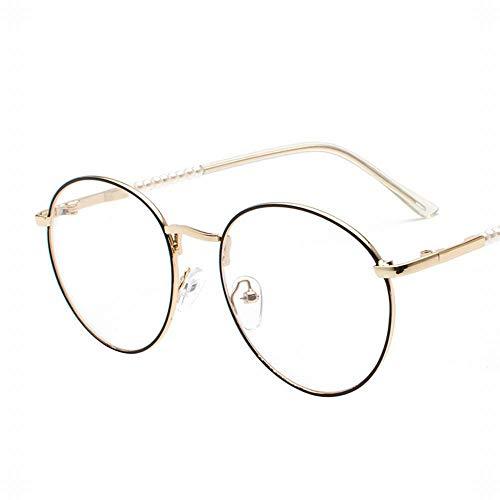 Yiph-Sunglass Damen Brillengestell schwarz/Gold schwarz/Gold