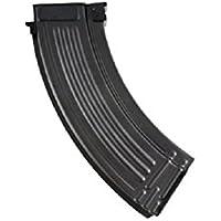 Cyma Cargador Metalico Negro para AK74 Kalashnikov AEG Airsoft 150bbs C71