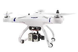 XciteRC 15001610–RC Quadrocopter Drohne Rocket 400 GPS, RTF with Brushless Gimbal and Full HD Action Camera Mode 1 by XciteRC