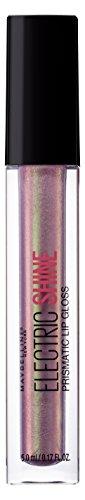 Maybelline New York Electric Shine Lipgloss Nr. 155 Moonlit Metal, 5 ml
