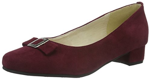 Andrea Conti Damen 3002723 Pumps Rot (bordo 024)