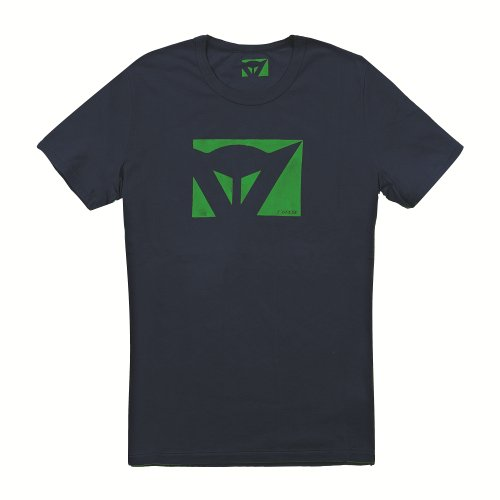 Dainese T-Shirt Color New Blau