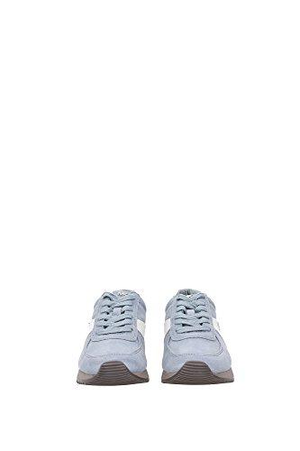 43F5ALFP2SDUSTYBLUE Michael Kors Sneakers Damen Wildleder Himmlisch Himmlisch