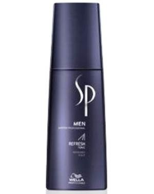 Wella SP Men Refresh Haartonic für gereizte, fettige Kopfhaut, 125 ml