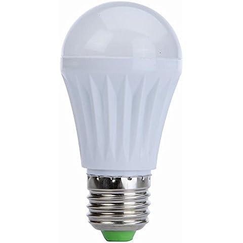 XIE@ E27 3W LED Bubble Ball lampadina globo lampada ad