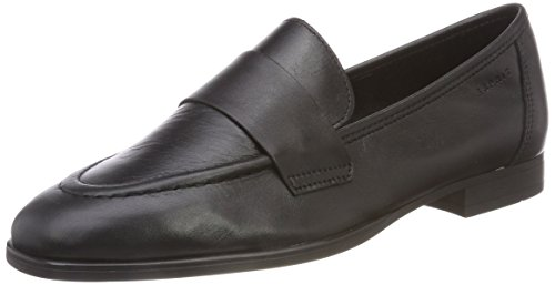 ESPRIT Damen Chanty Loafer Slipper, Schwarz (Black 001), 38 EU