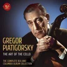 Gregor Piatigorsky - The Art of the Cello - The Complete RCA and Columbia Album Collection