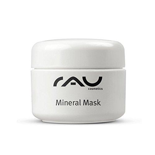 RAU Cosmetics Mineral Mask 8 ml - Gesichtsmaske mit Zink und Rügener Heilkreide - bei unreiner Haut...