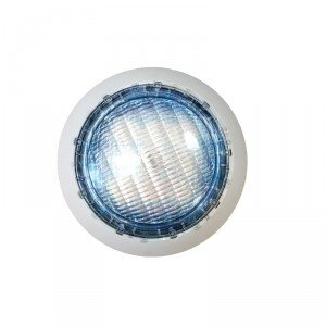 Projecteur LED piscine Gaïa - CCEI - À visser sur le refoulement - couleur - Blanc froid 25W - GAM20