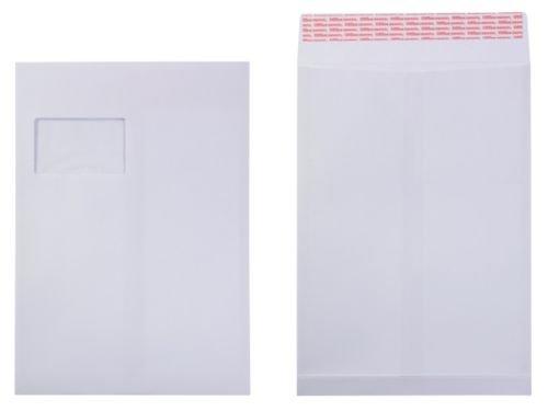 office-depot-faltentaschen-mit-fenster-130-g-m-din-c4-100-stuck