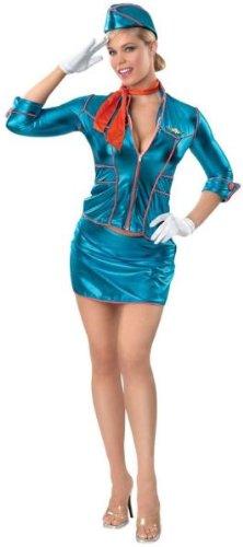 Stewardess Adult Costume -
