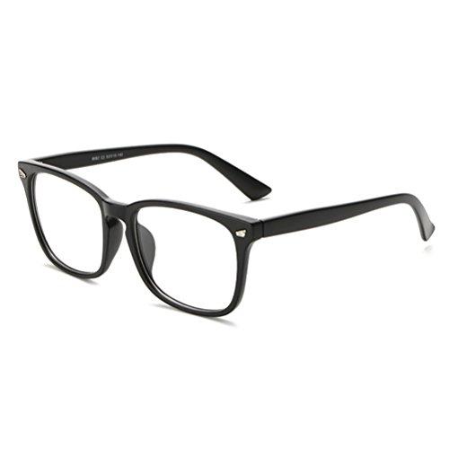 Zhhlaixing Universal Mode Flat Radiation-Protective Eyeglasses Frame Glasses Unisex GY-8082 Spectacles