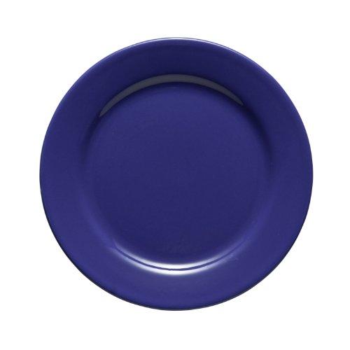 Waechtersbach Fun Factory II Royal Blue Salad Plates, Set of 4 Fiesta Blue Plate