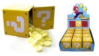 Preisvergleich Produktbild Super Mario Bonbons Fragezeichen