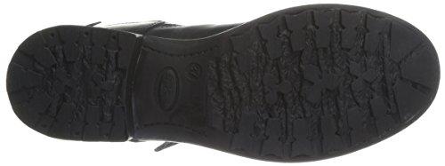 Black London Stivali Jeans Nero Pimlico Donna 999 Pepe Schwarz Basic waZxw8