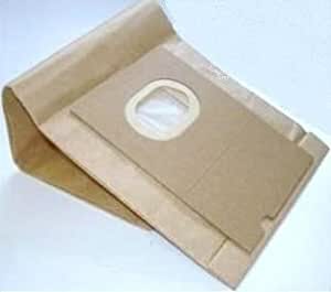 E34 Type Dust Bags Electrolux Powerglide Glider Vacuum Cleaners Pack of 5