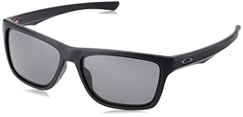 Oakley Herren Holston OO9334 Sonnenbrille, Schwarz (Negro/Mate), 0