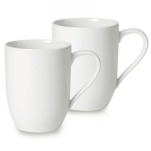 Villeroy & Boch For Me - Tazas de café, Juego de 2...
