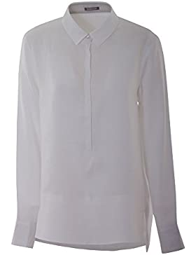 Hemisphere Mujer HEP71717WIONALI21100 Blanco Lino Camisa