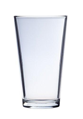 Tuff-Luv Premium Quality Boston Shaker Mixing Cocktail Glass 46cl