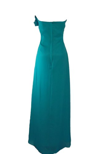 Alivila.Y Fashion -  Vestito  - Senza maniche  - Donna Midnight Green