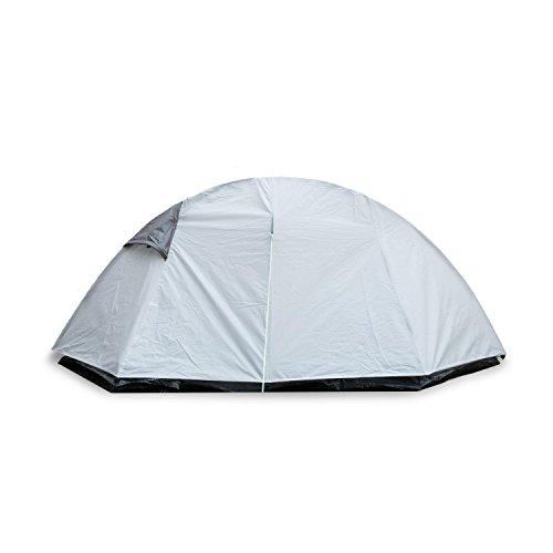 Yukatana Cennte Zelt • 1-2 Personen • wasserabeweisend • grau