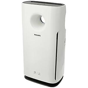 Philips 3000 Series AC3256/20 60-Watt AeraSense Air Purifier (White)