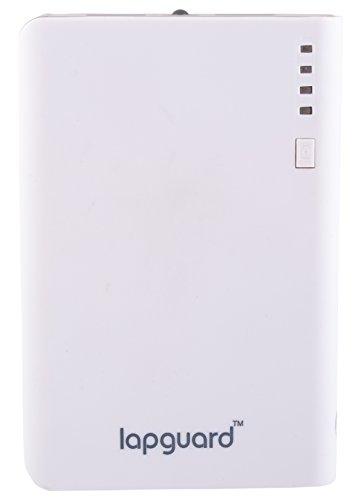 Lapguard Lapguard It12K Power Bank 12000 Mah(White:Green)