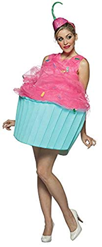 Sweet Eats Cupcake Costume sexy womens