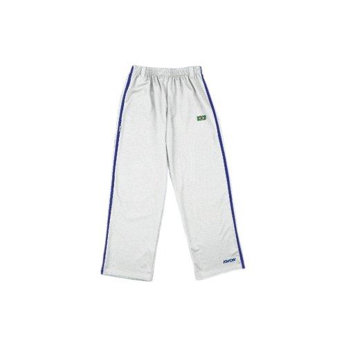 Kwon-Pantalon-Capoeira-Stripe-BlancBleu-Kwon-L