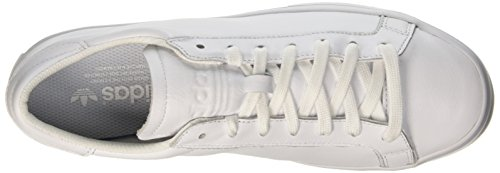 adidas Courtvantage S76210, Basket homme Blanc Cassé - Bianco (Ftwwht/Ftwwht/Ftwwht)
