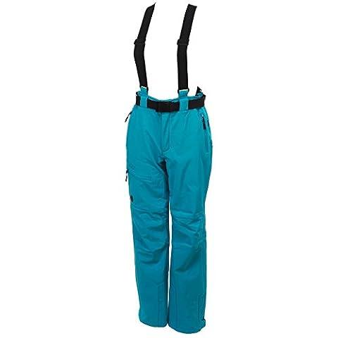 SD Best selection - Unosoft aqua pant - Pantalon de ski surf - Vert d'eau aqua - Taille S