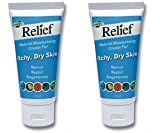 (2 Pack) - Hopes Relief - Intensive Skin Rescue Cream | 60g | 2 PACK BUNDLE