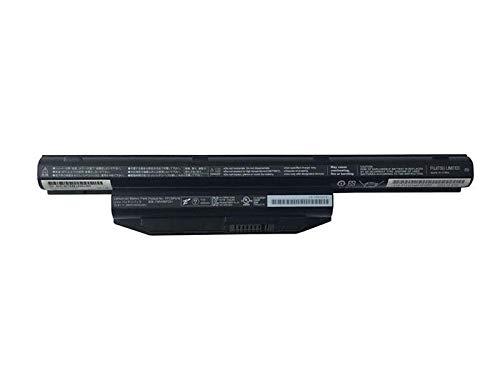 Secure Device FPCBP416 Laptop Battery for Fujitsu LifeBook A544 AH564 E733/E734/E743/E744/E753 Series FPCBP405 FMVNBP227 FMVNBP231 Battery [10.8V 49Wh] - Black