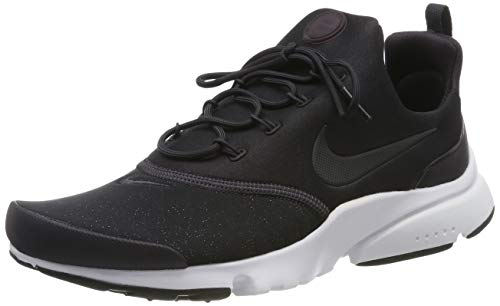 Nike Damen Presto Fly PRM Laufschuhe, Schwarz Oil Grey/Metallic Gold/Black 001, 41 EU