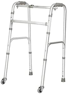 Tynor Walker Invalids with Front Wheel - Universal