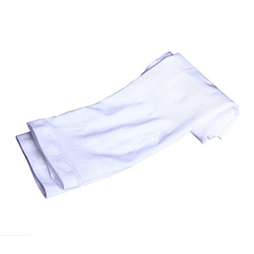 Fletion 1 Paar Unisex Sonnenschutz Anti-UV Arm Kühlhülsen Handgelenk Armschützer Arm Sleeves für Sommer Outdoor-Sport Radfahren Wandern Golf EINWEG Verpackung
