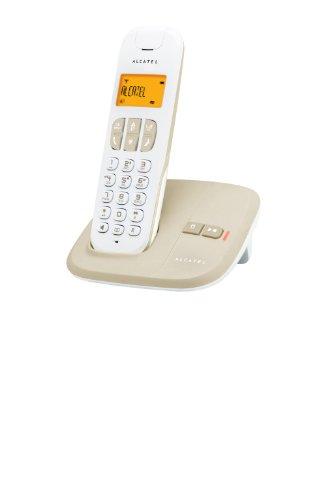 Alcatel Delta 180 Voice Schnurlostelefon mit Anrufbeantworter (DECT)