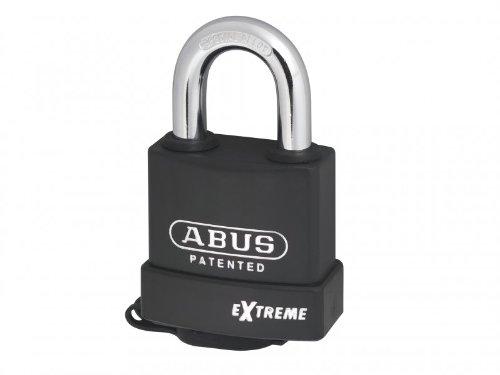Abus 8363C - Candado de Seguridad con Llave para Exteriores (Hierro)