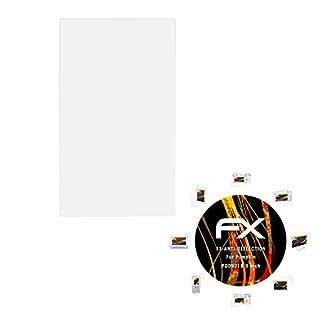 atFoliX Schutzfolie für Pumpkin PD0921B 9 Inch Displayschutzfolie - 3 x FX-Antireflex blendfreie Folie