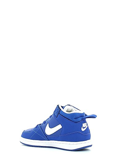 Nike Priority Mid Ps, sneaker mixte adulte Azul / Blanco / Azul (Game Royal / White-Game Royal)
