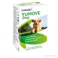 Lintbells YuMOVE Dog Joint Supplement for Stiff and Older Dogs – 60 Tablets