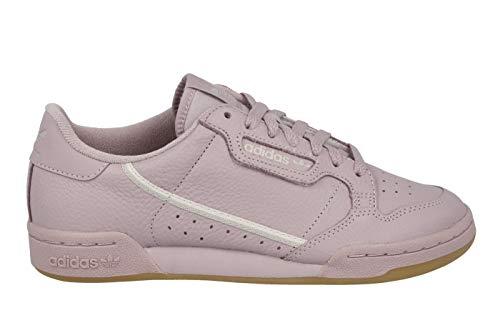 adidas Damen Continental 80 W Fitnessschuhe, Mehrfarbig (Multicolor 000), 38 2/3 EU (Basketball-schuhe Für Frauen Jordan)