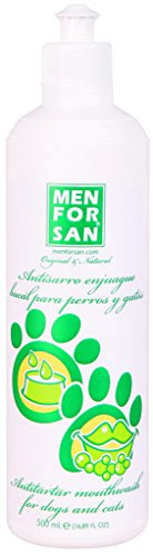 MEN FOR SAN M0285 Enjuague Bucal Antisarro