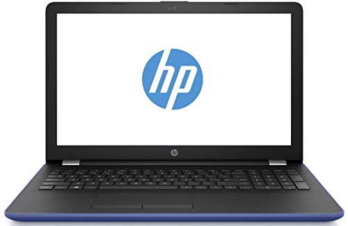 HP 15q-BU010TU 2017 15.6-inch Laptop (6th Gen Core i3-6006U/4GB/1TB/DOS/Integrated Graphics), Marine Blue