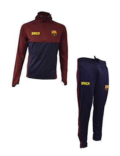 Fc Barcelone Survêtement Training Barça - Collection Officielle Taille  Adulte XL 8ef60c9b655