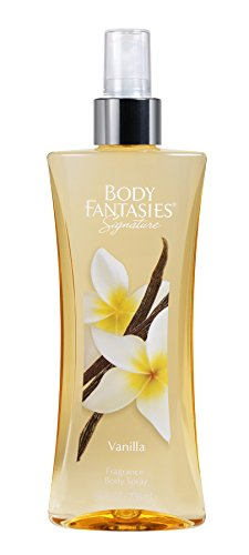 Body Fantasies Signature Vanilla Fragrance Body Spray 235 Ml Body Spray For Women